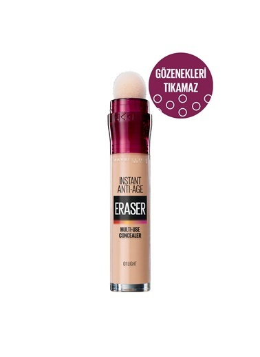 Maybelline Maybelline New York Instant Anti Age Eraser Kapatıcı - 01 Light Ten